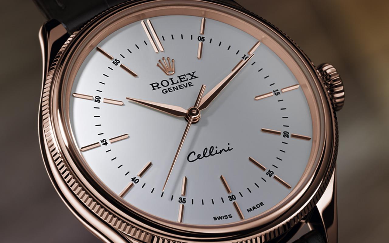 Rolex Cellini, un clásico atemporal
