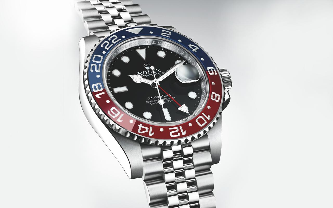 Rolex GMT-Master II, pureza en acero