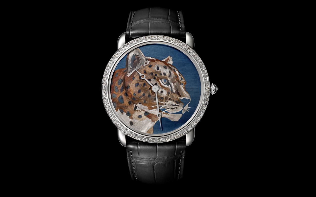 Dos nuevas creaciones de la Maison des Métiers d'Art de Cartier