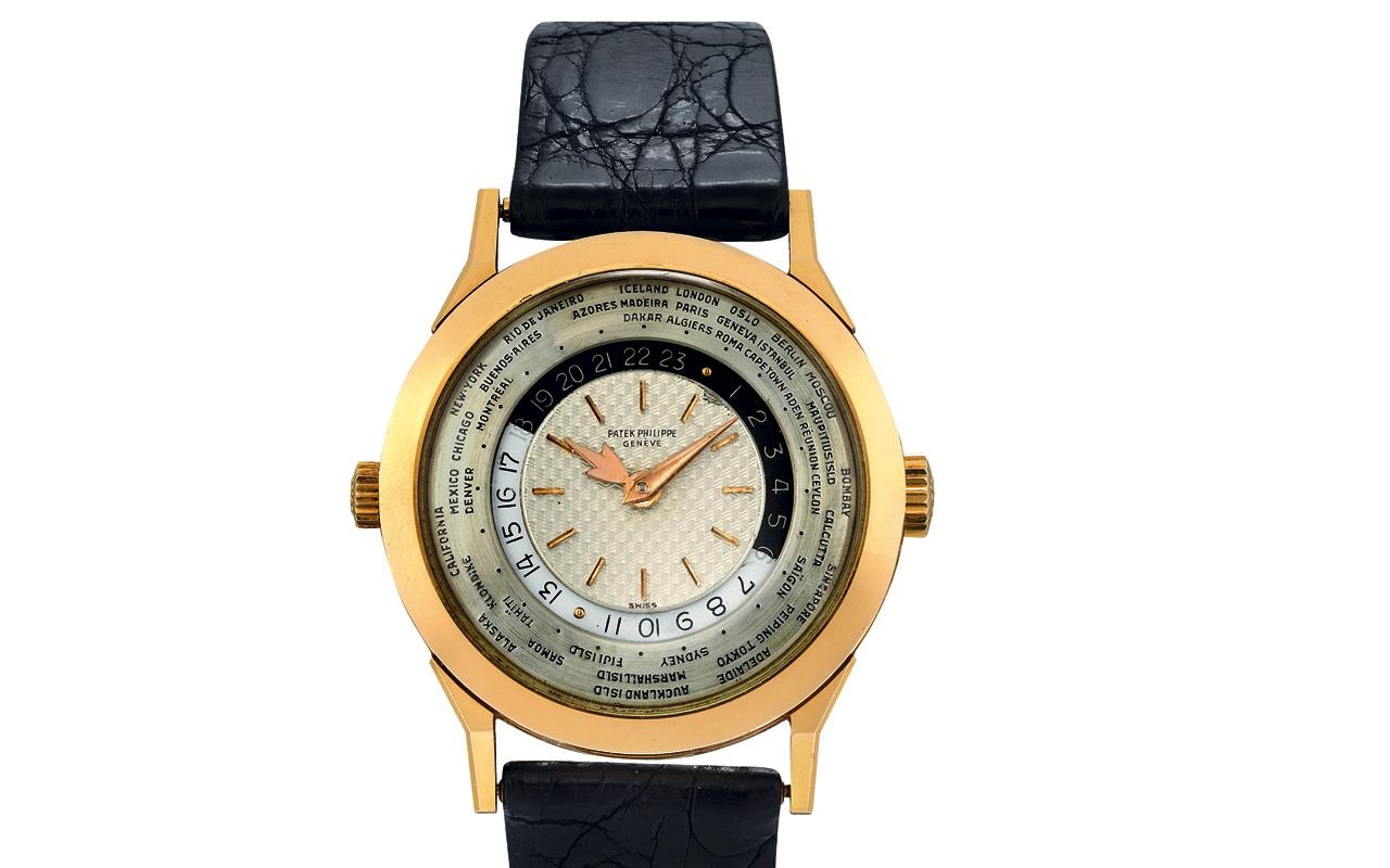 Phillips subastará relojes icónicos en Hong Kong