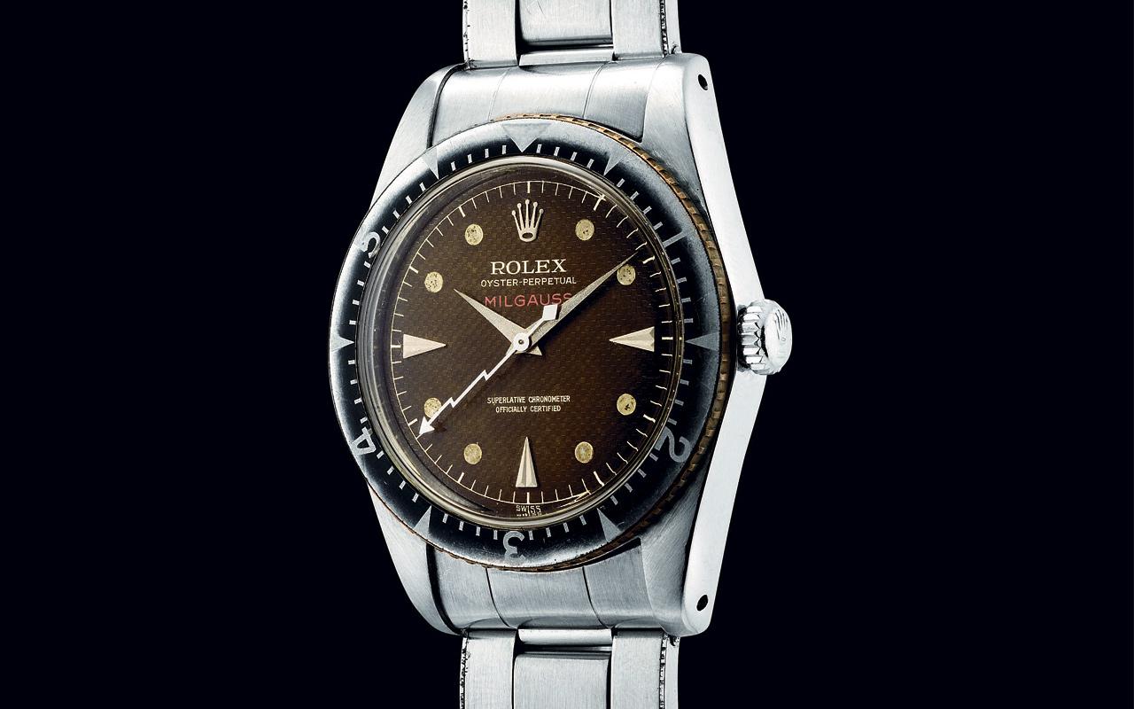 5740c334af2a Rolex Explorer de pulsera con dial original de radio
