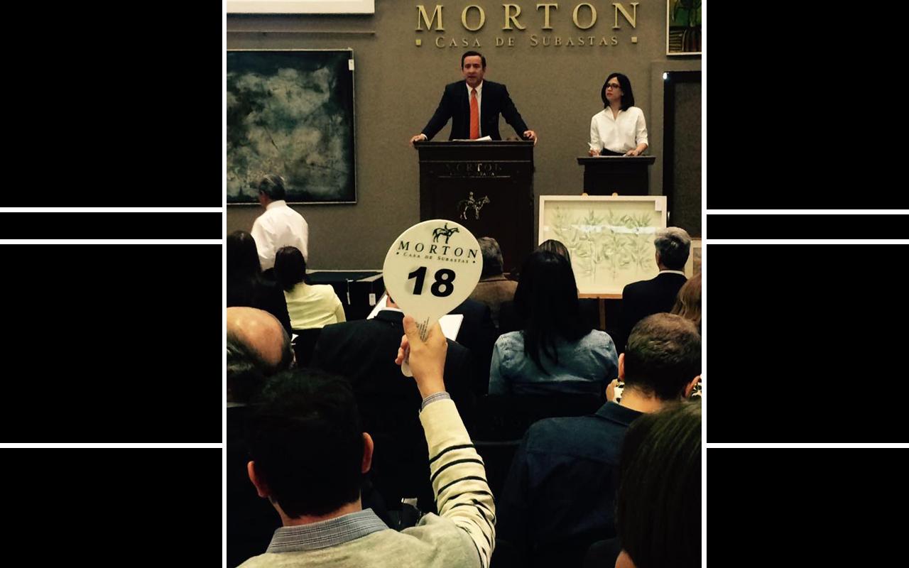 Morton subastará relojes de marcas emblemáticas