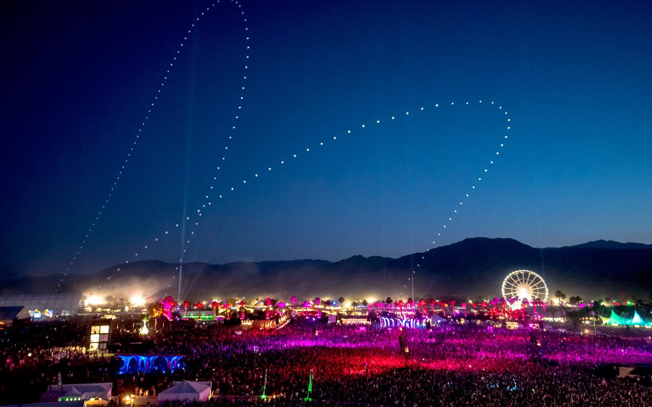 TAG Heuer vibra al ritmo de Coachella