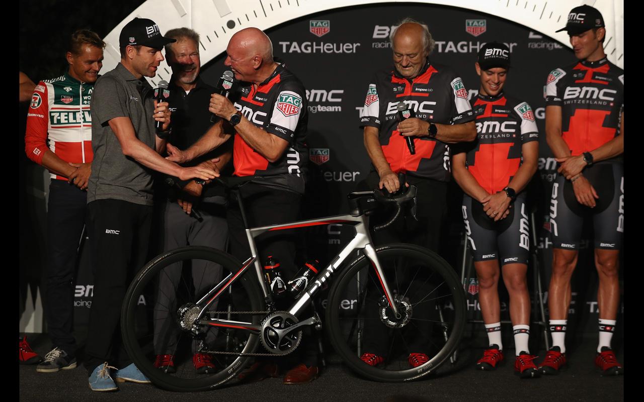 TAG Heuer vuelve al ciclismo profesional