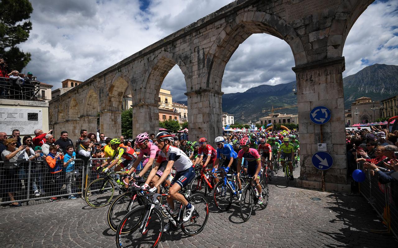 TAG Heuer celebra los 100 años del Giro d'Italia