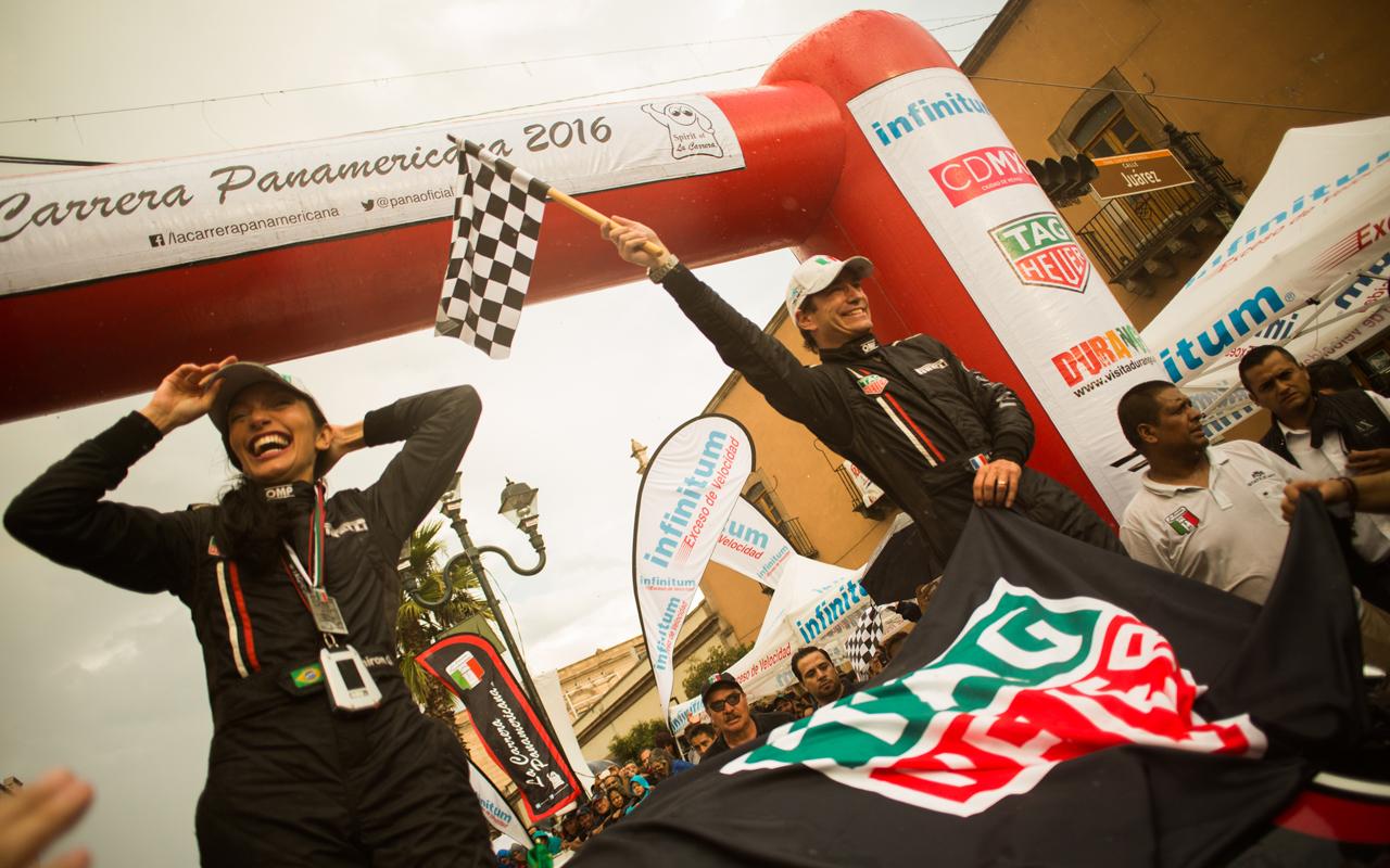 TAG Heuer conquista la Carrera Panamericana