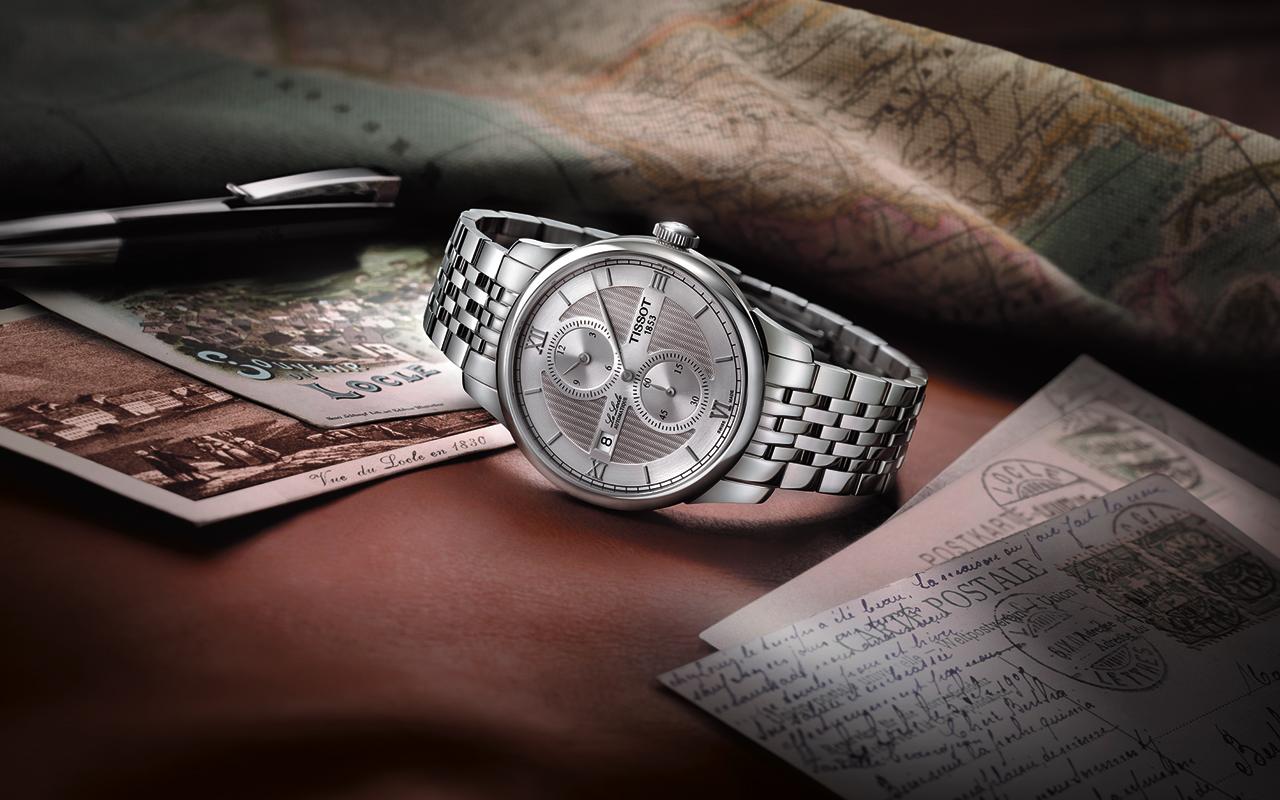 Tissot Le Locle Regulateur, un clásico eterno
