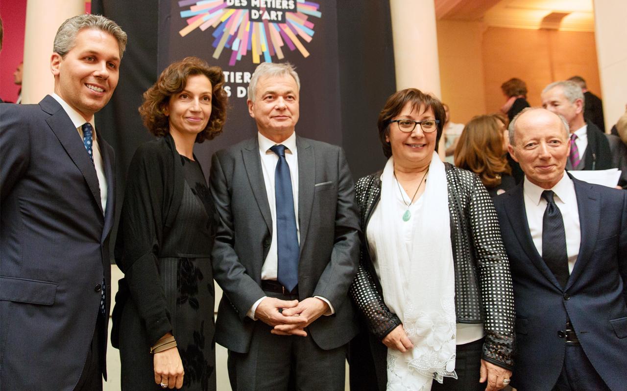 Vacheron Constantin y las Jornadas Europeas de los Oficios Artesanales 2016