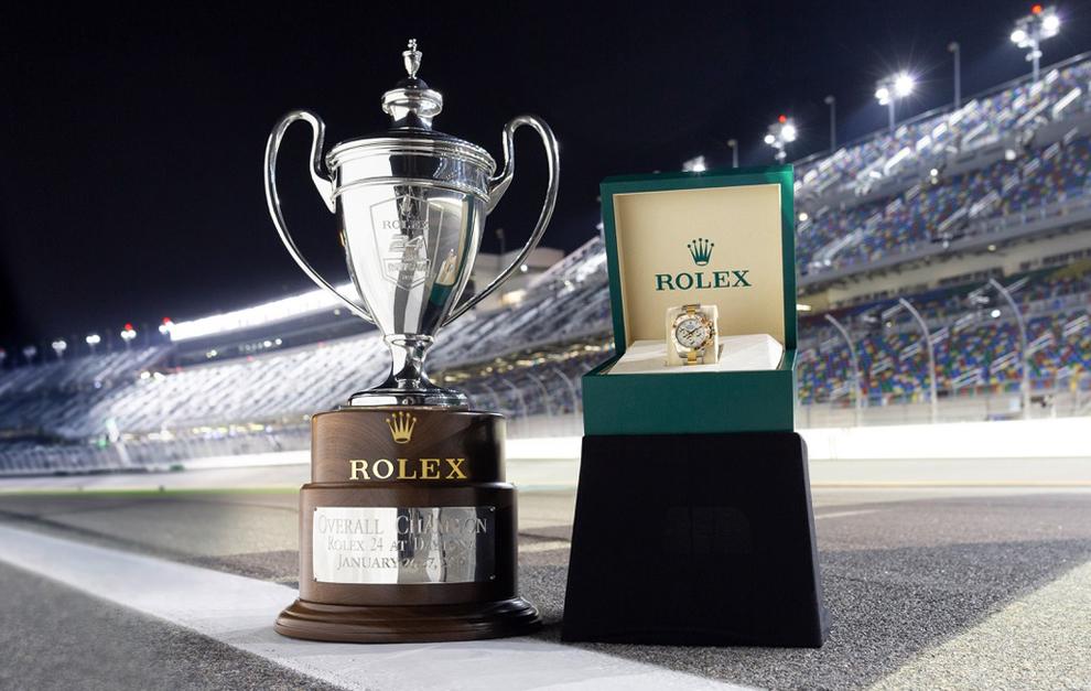 Rolex galardona a Fernando Alonso