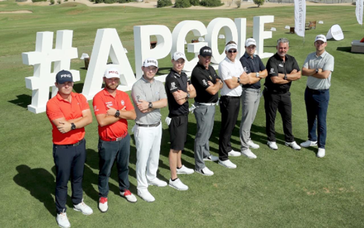 Audemars Piguet reunió a su Golf Dream Team en Dubái