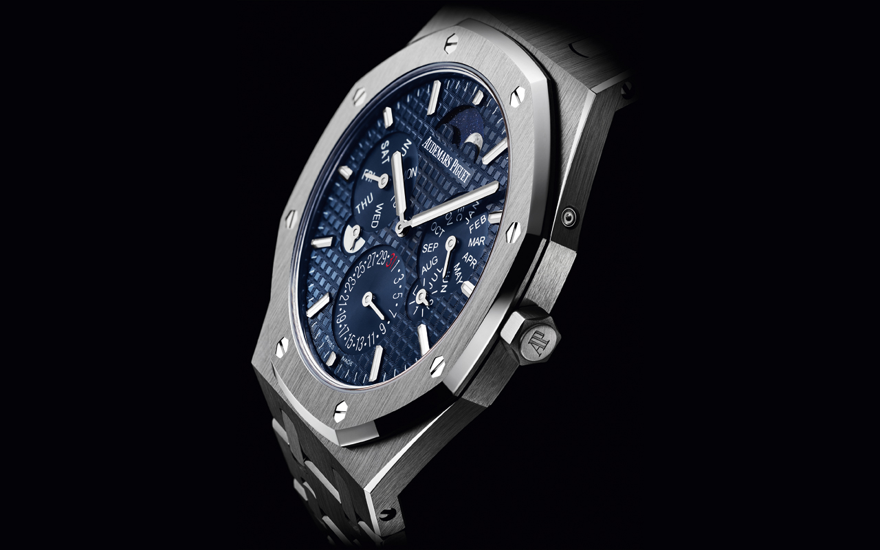 Audemars Piguet Royal Oak RD#2, refinamiento distinguido