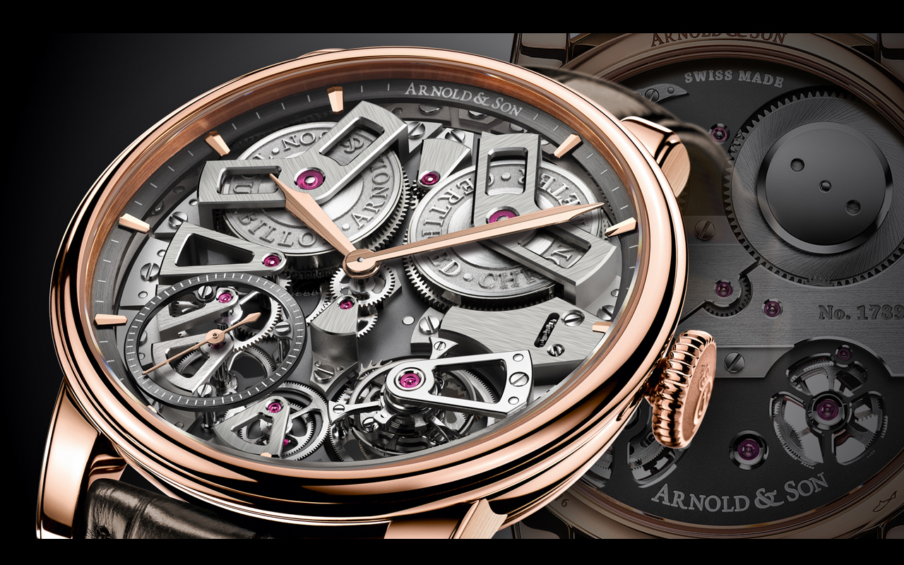 Arnold & Son Tourbillon Chronometer No. 36, 240 años de precisión
