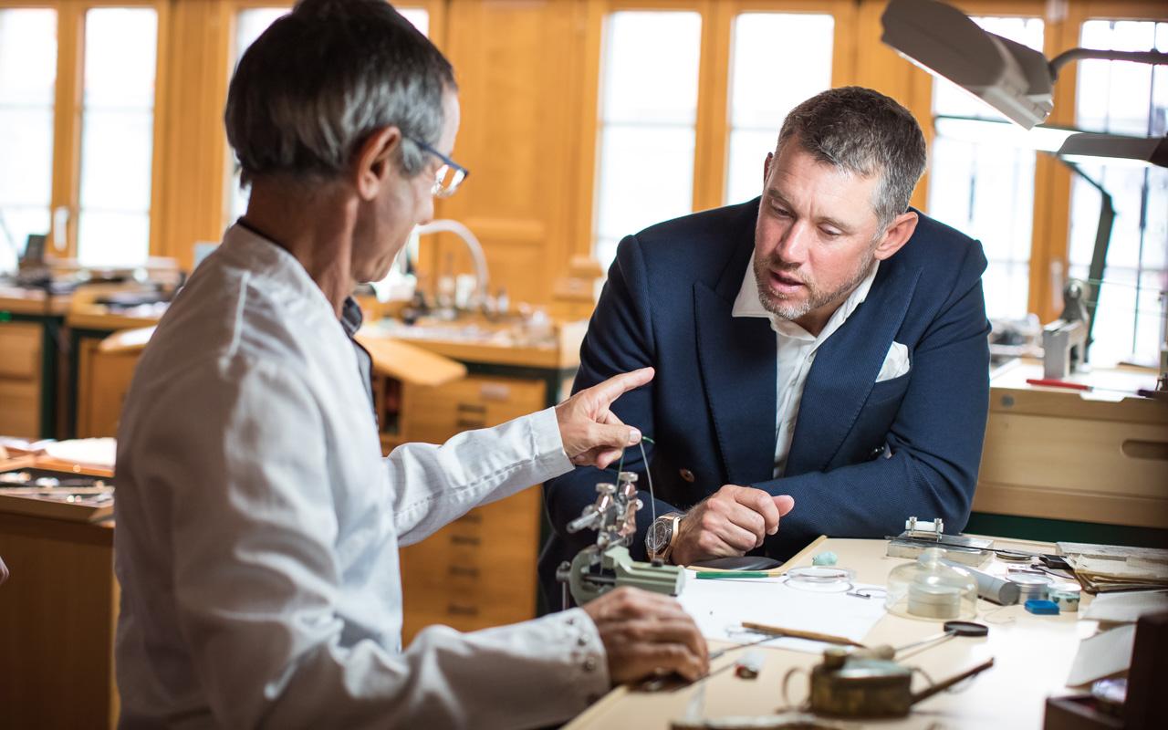 Audemars Piguet recibió a sus embajadores de golf
