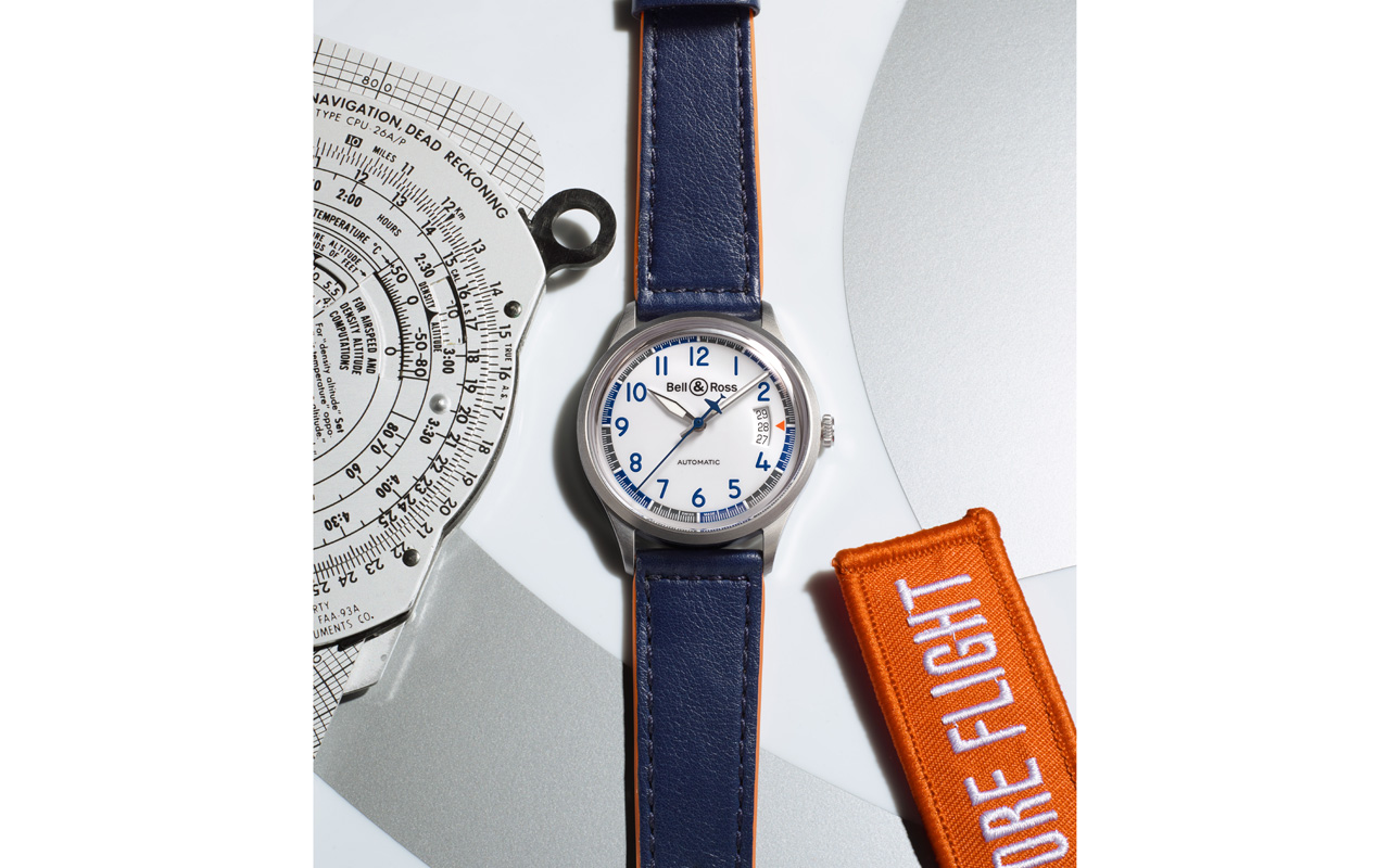 Bell & Ross Vintage Racing Bird surca los cielos