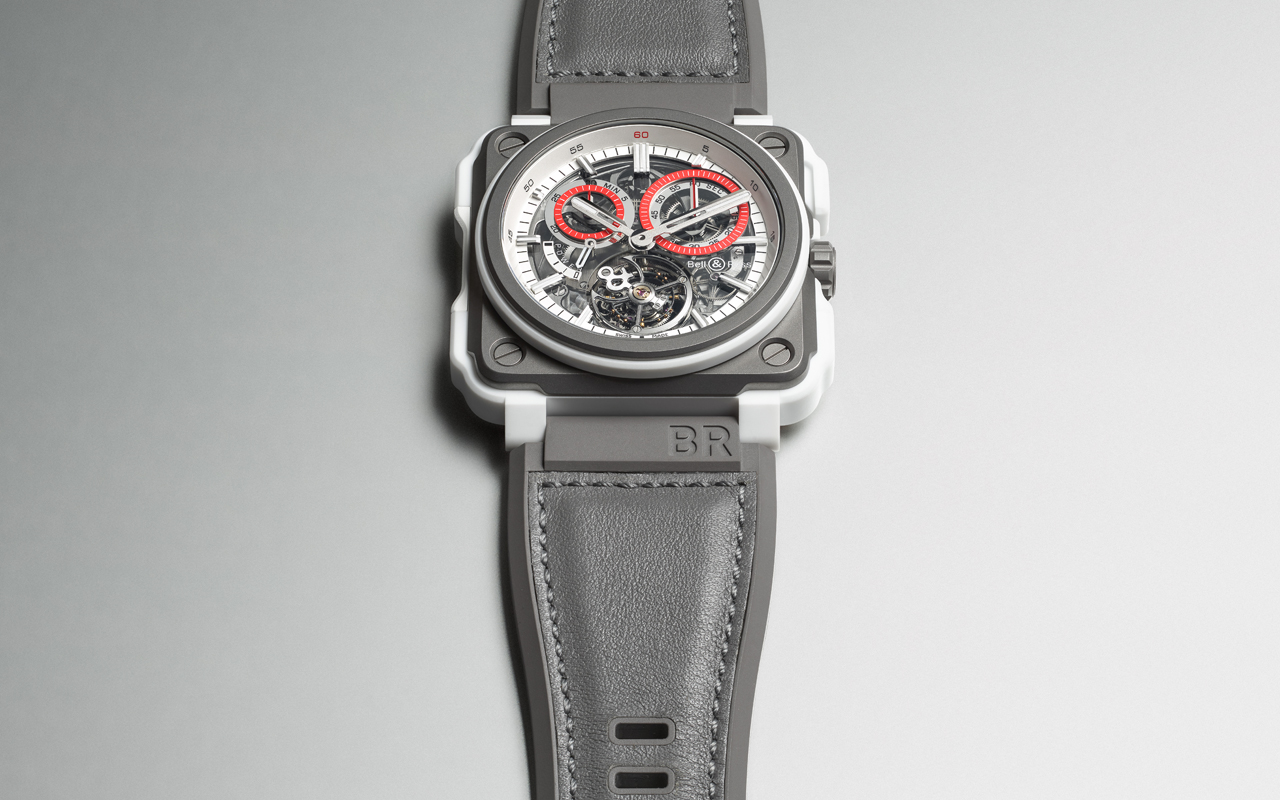 Bell & Ross BR-X1 Tourbillon White Hawk y BR-X1 White Hawk, dúo de altos vuelos