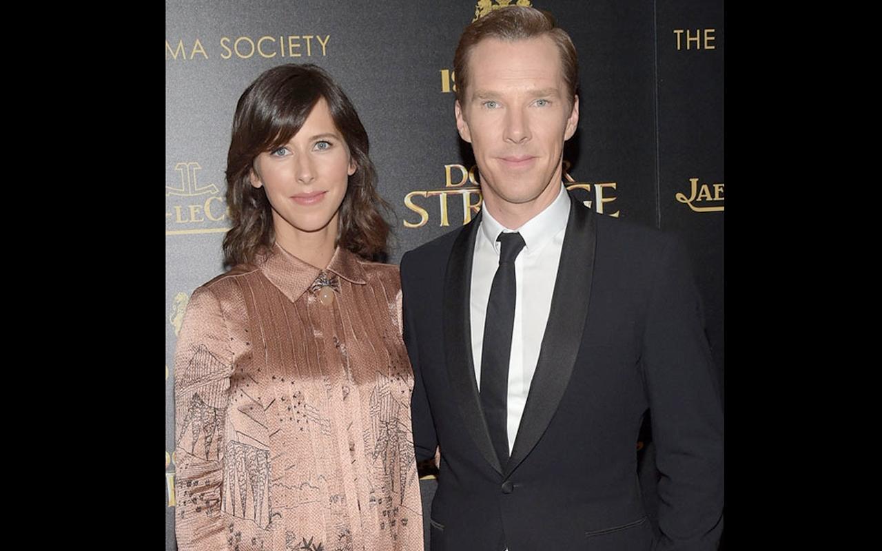 Benedict Cumberbatch se une a Jaeger-LeCoultre
