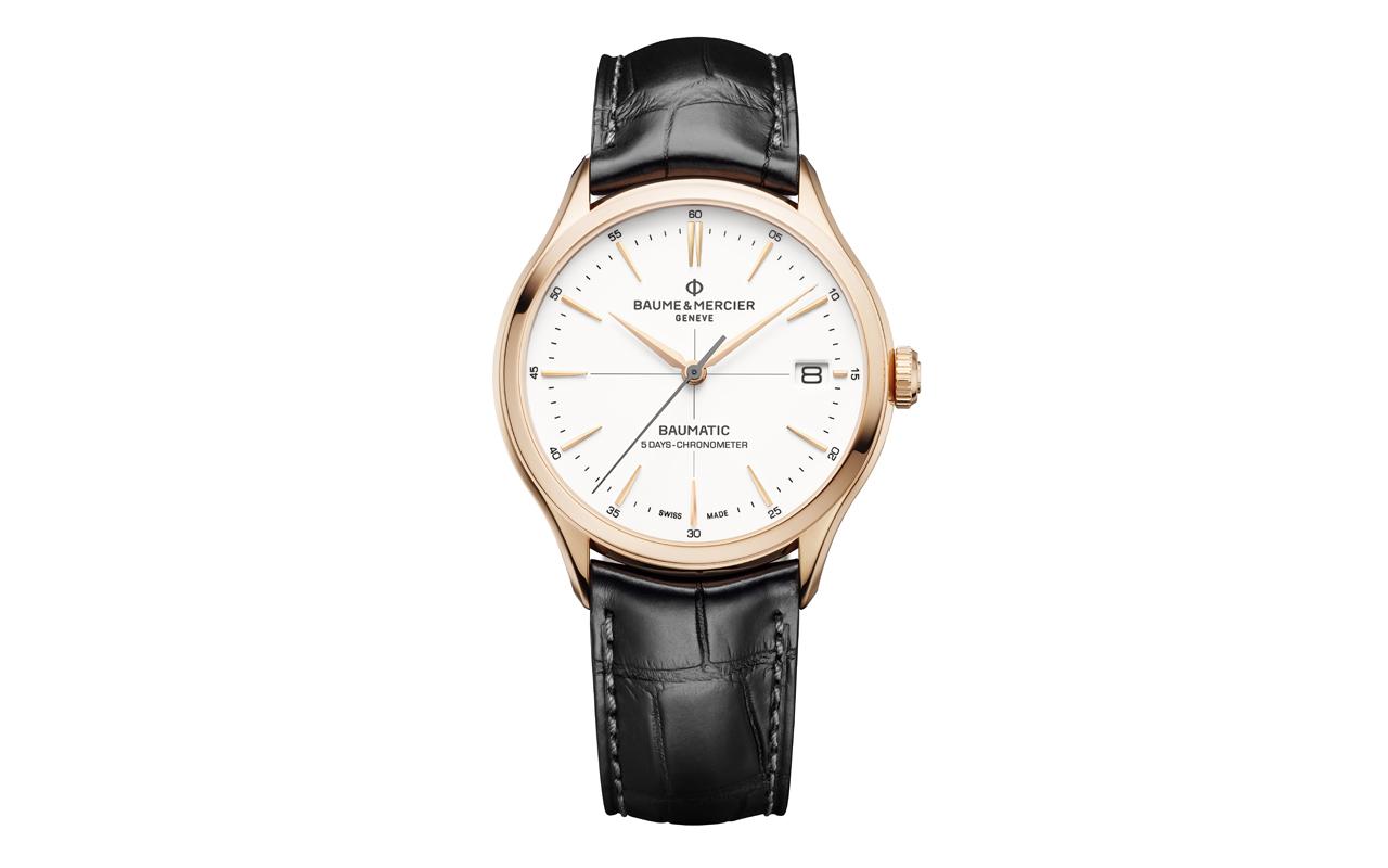 Clifton Baumatic, alta precisión cronométrica