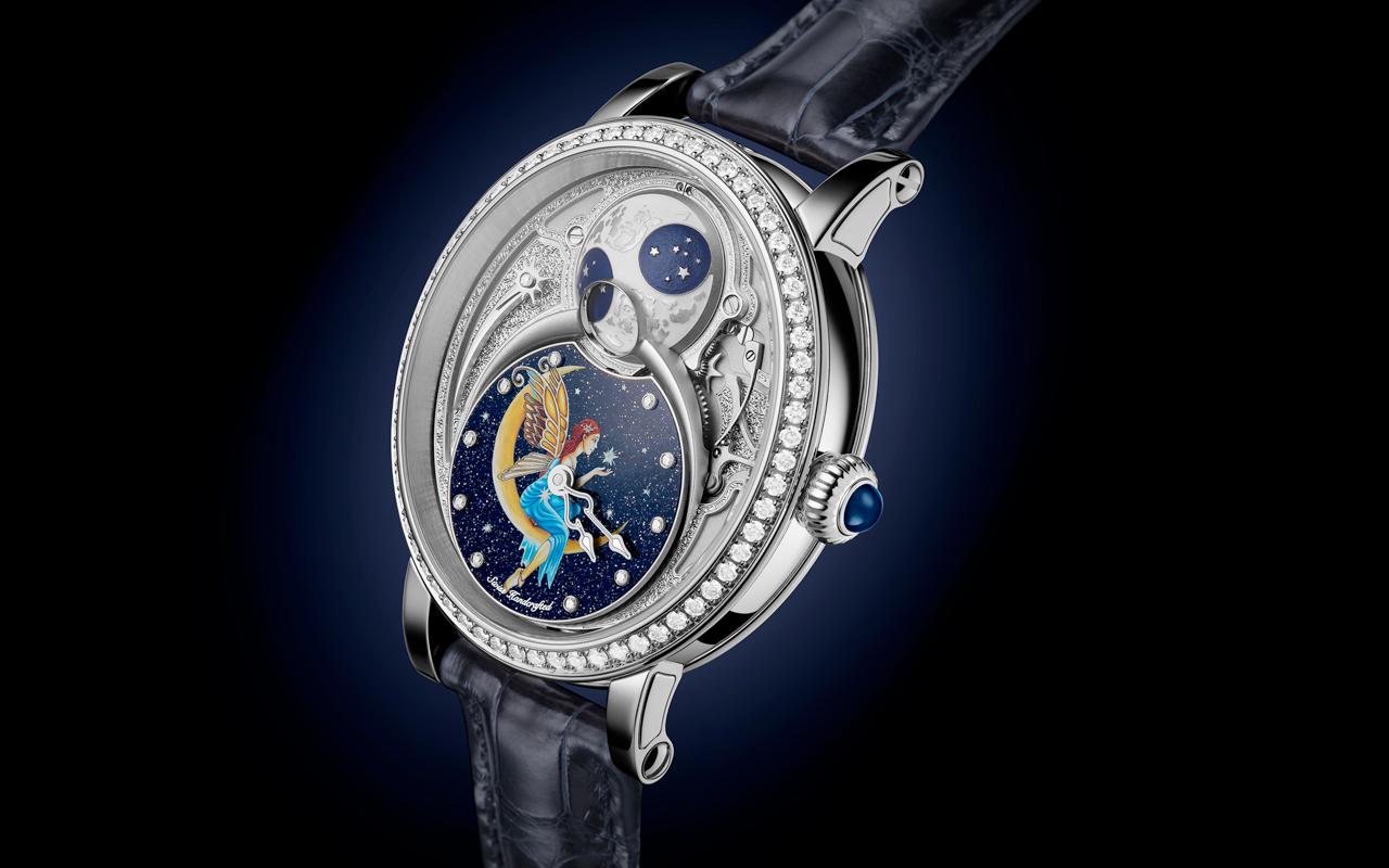 Bovet 1822 se une a la subasta Only Watch