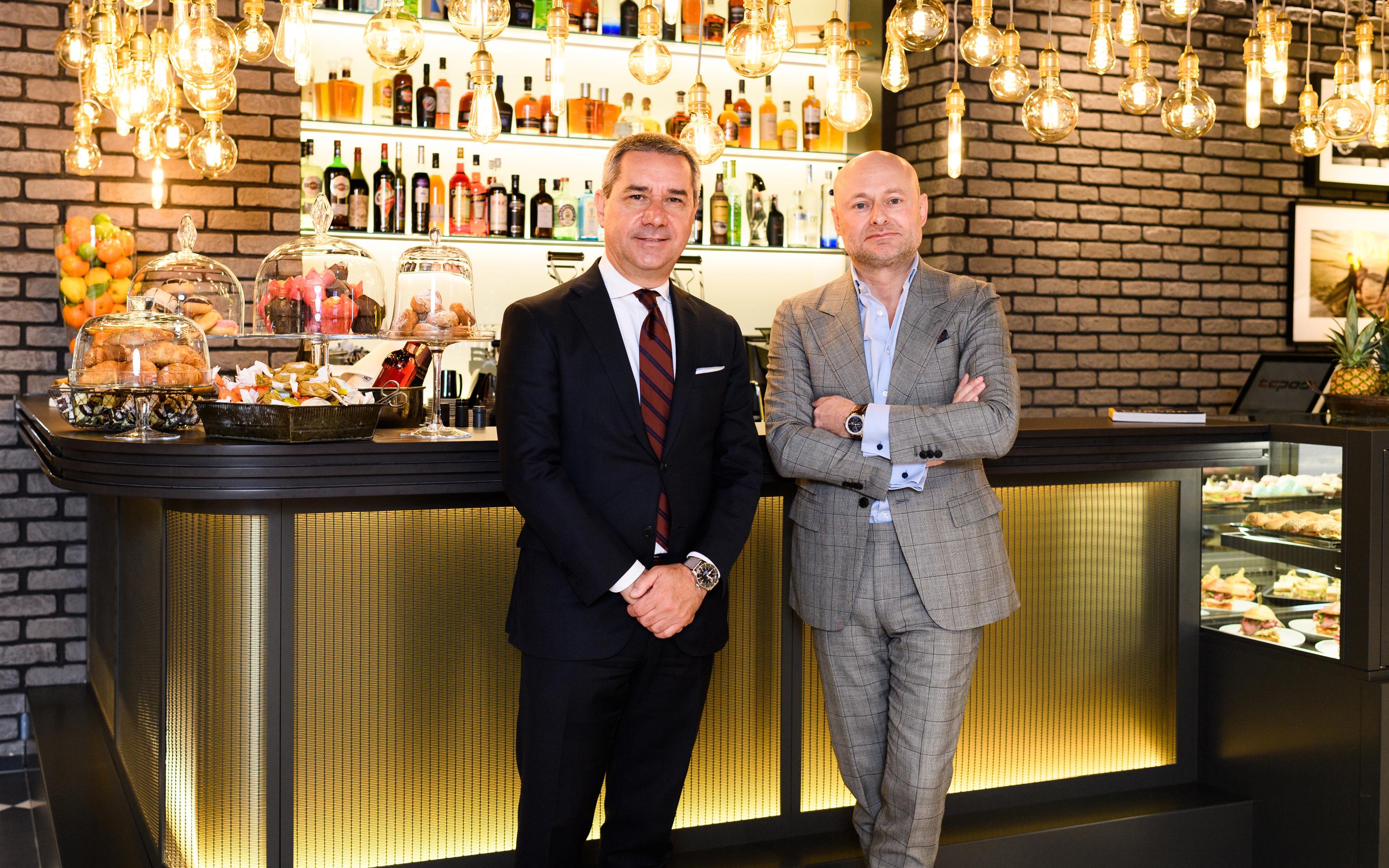 Breitling abre Bistro Bar Boutique