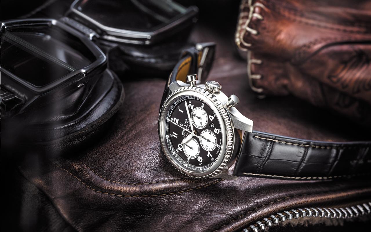 Breitling Navitimer 8 B01, leyenda aeronáutica