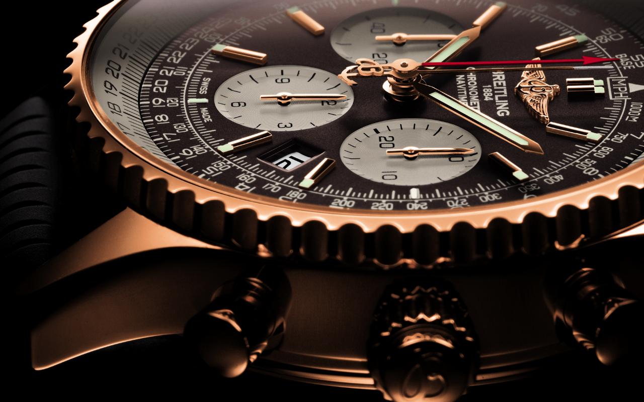 Breitling Navitimer Rattrapante, la vertiginosa cronometría del cielo