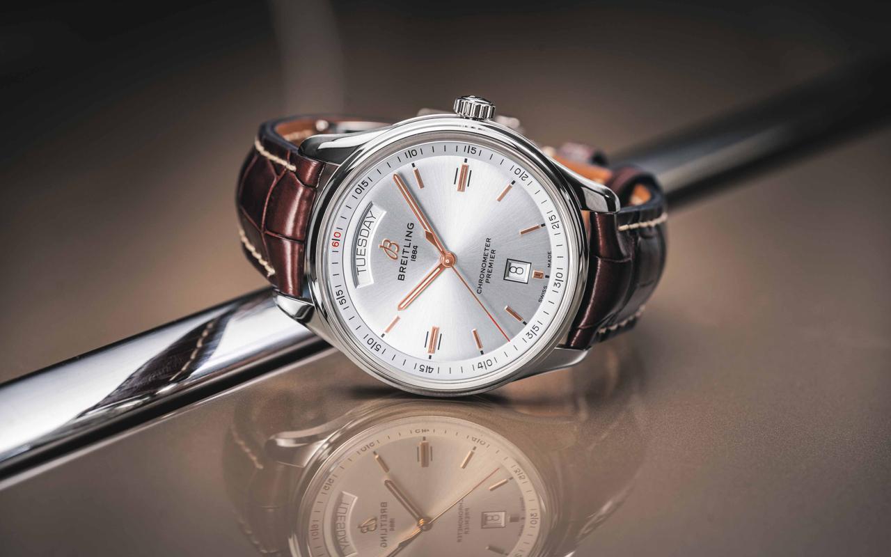 Breitling se une a la Fondation de la Haute Horlogerie