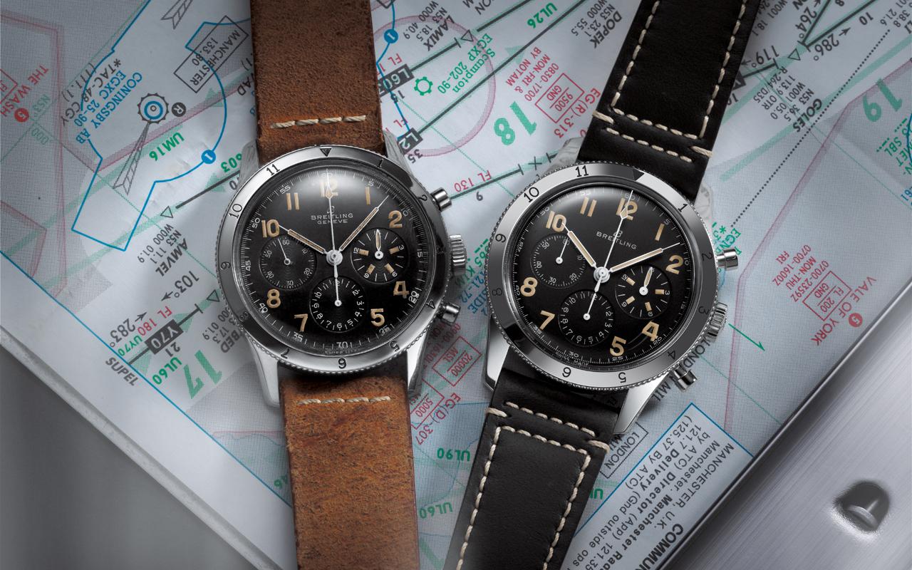 Breitling se inspira en la aviación