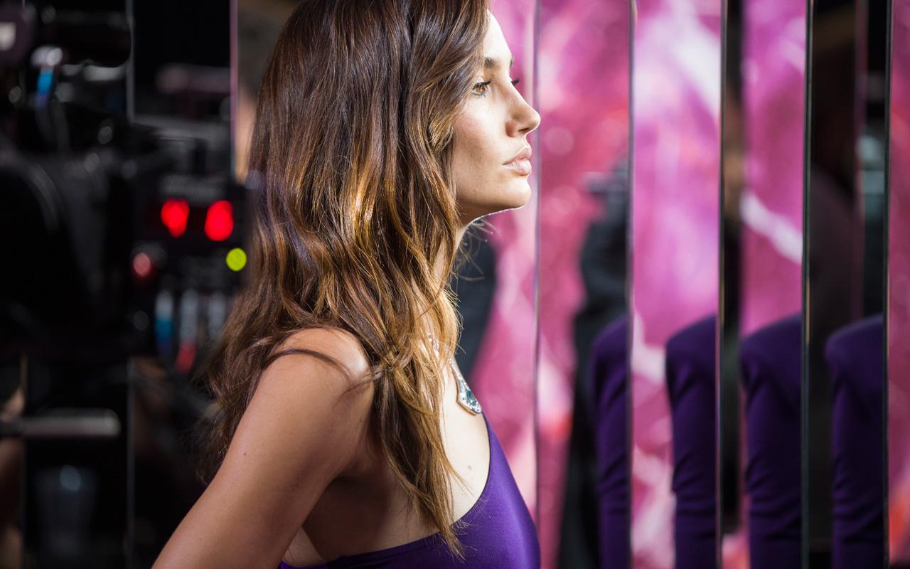 Bulgari y Lily Aldridge lanzan la colección Divas' Dream 2018