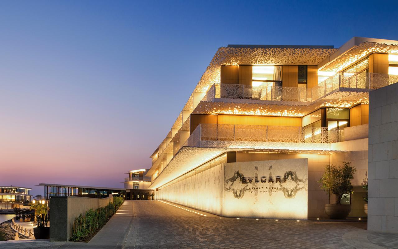 Bulgari inaugura hotel en Dubái