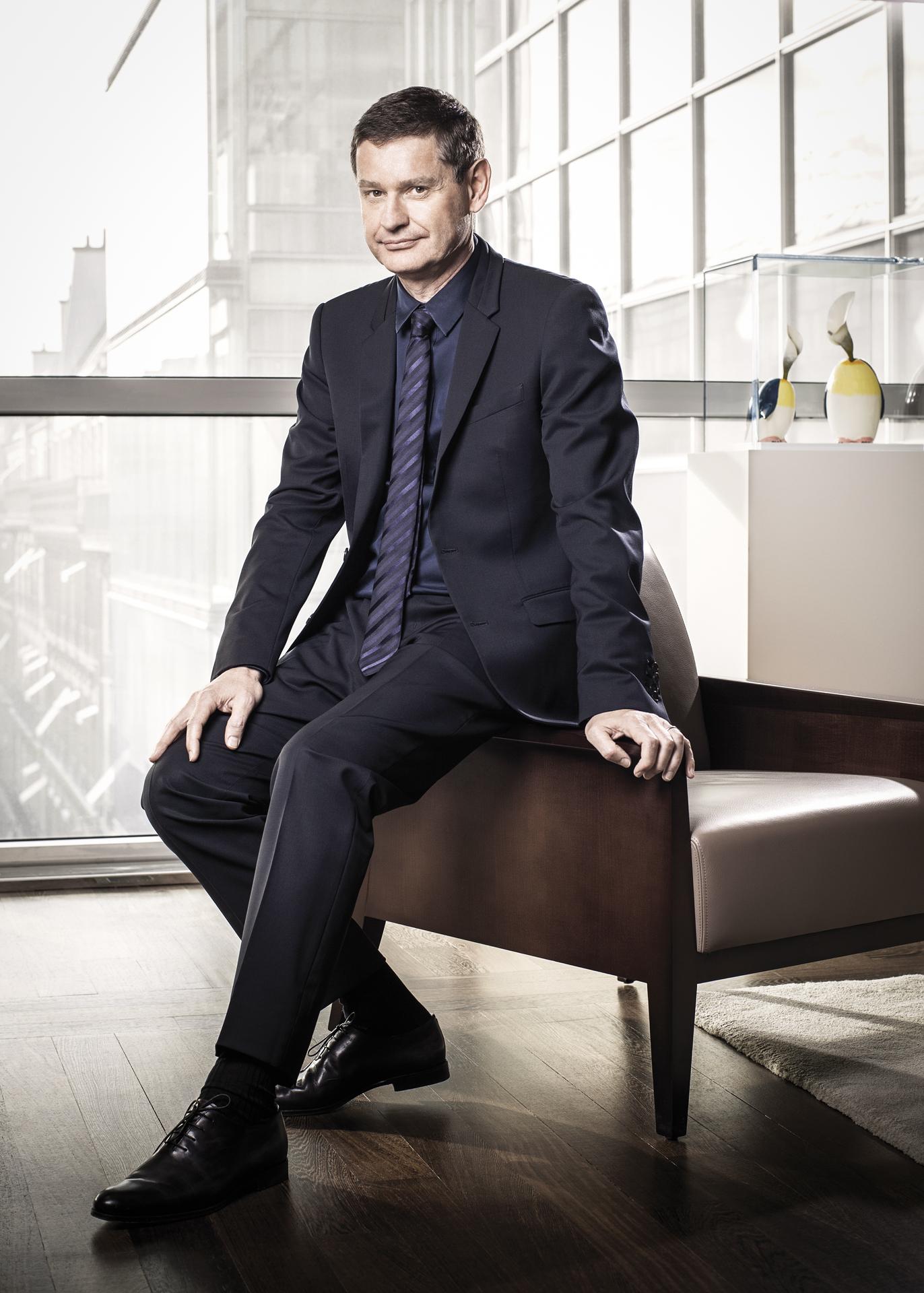 Cyrille Vigneron, nuevo Ceo de Cartier