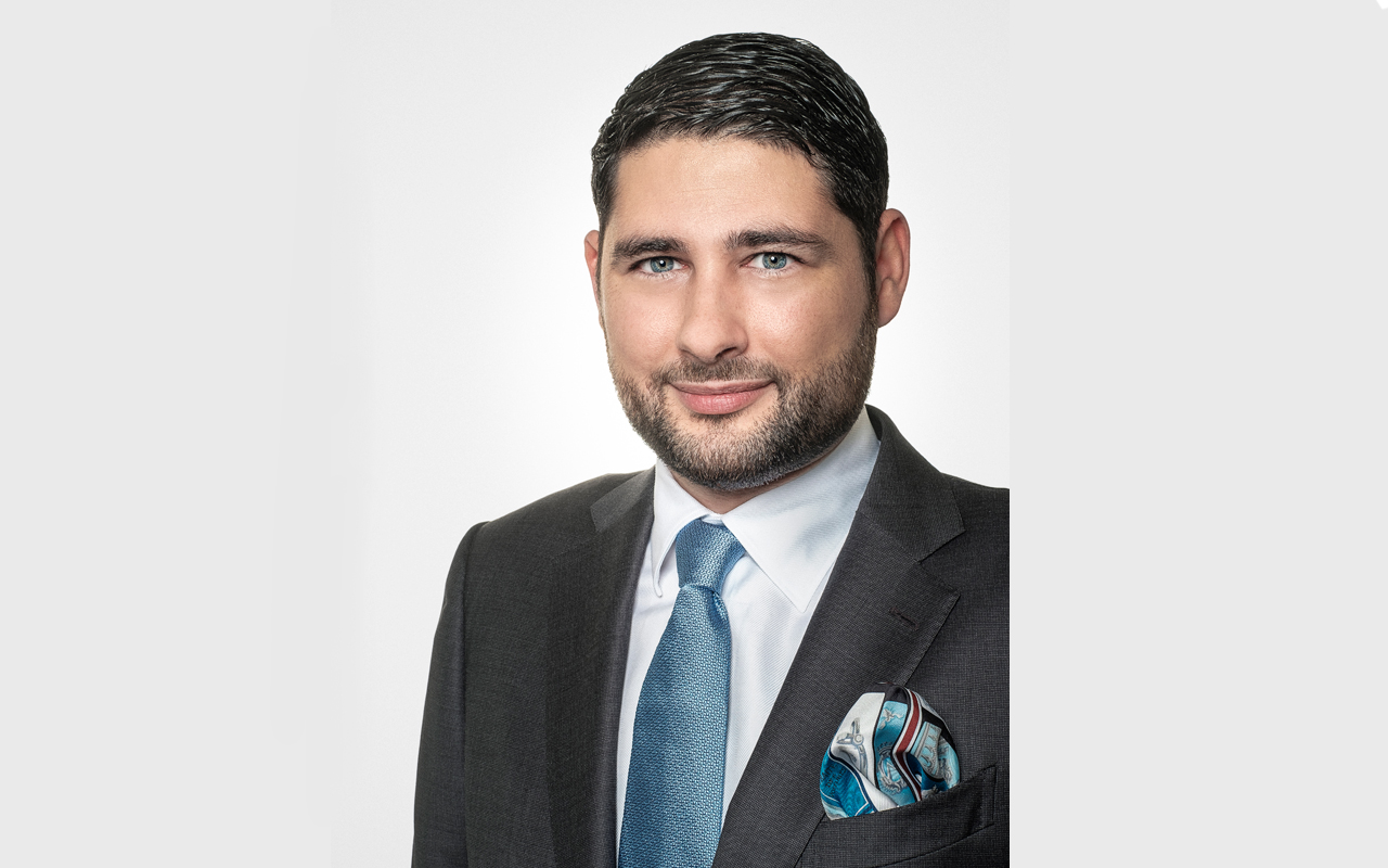 Marco Tedeschi, nuevo CEO de Romain Jerome
