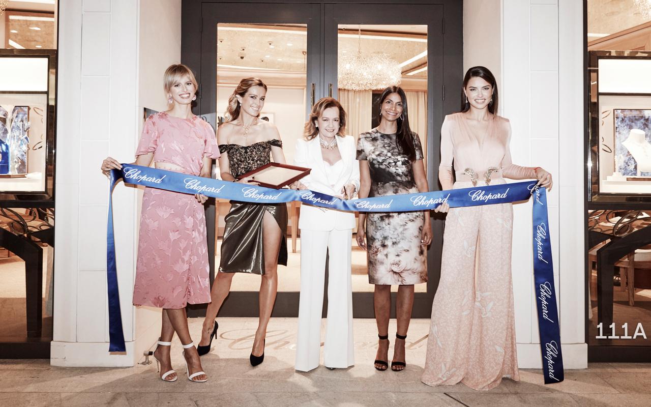 Chopard inaugura boutique en Brickell City Centre