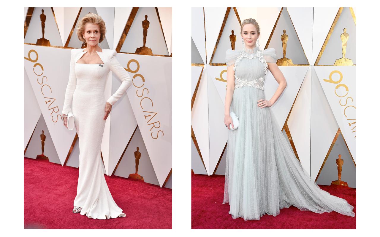 Chopard desfila en la alfombra roja de los Oscar