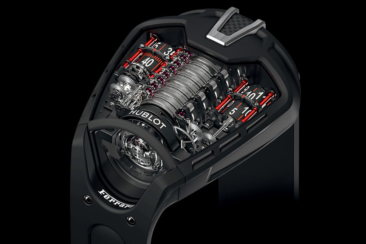 10 relojes con energía superlativa