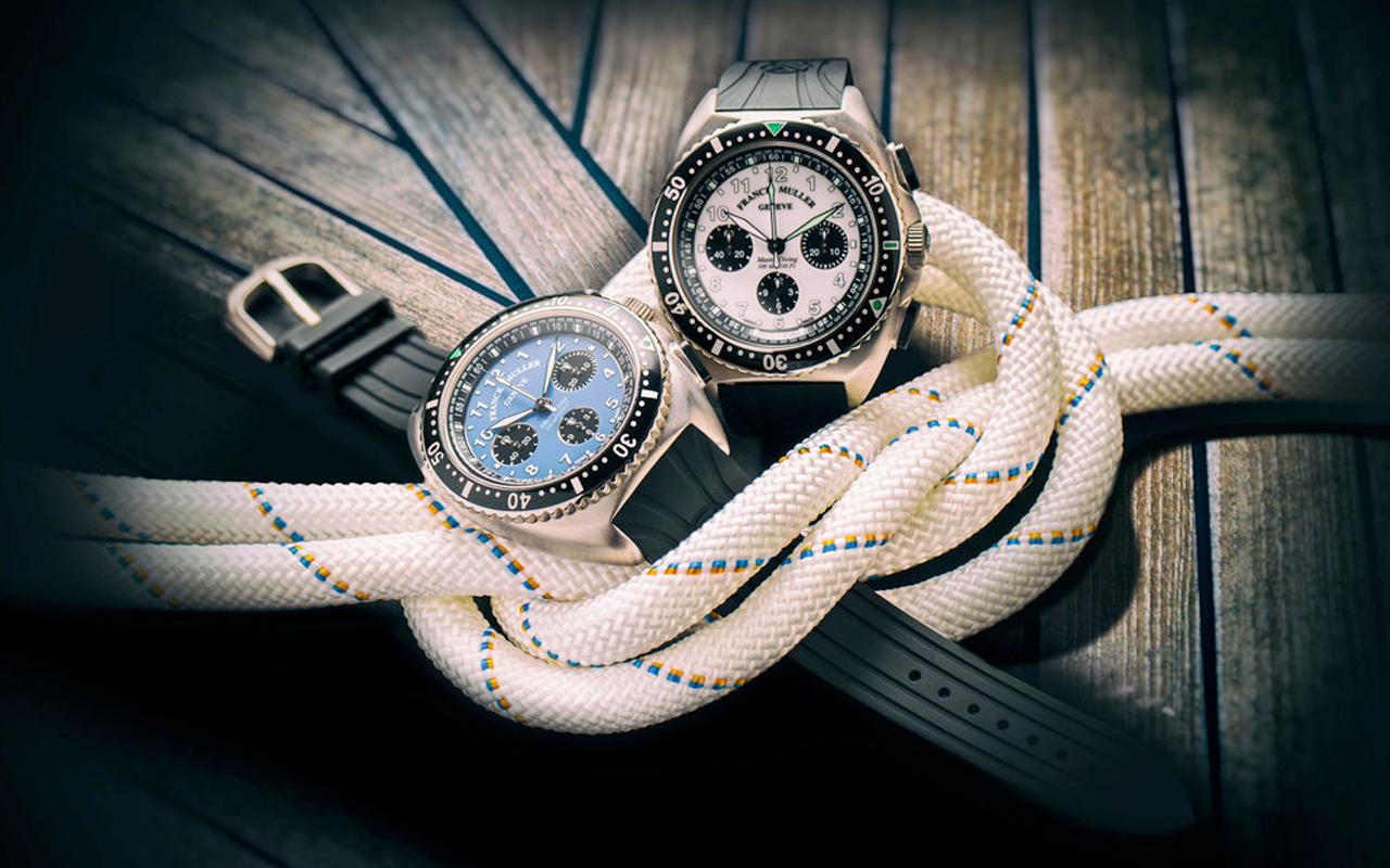 Franck Muller Master Diving Edición Limitada Francia, alta relojería para el buceo