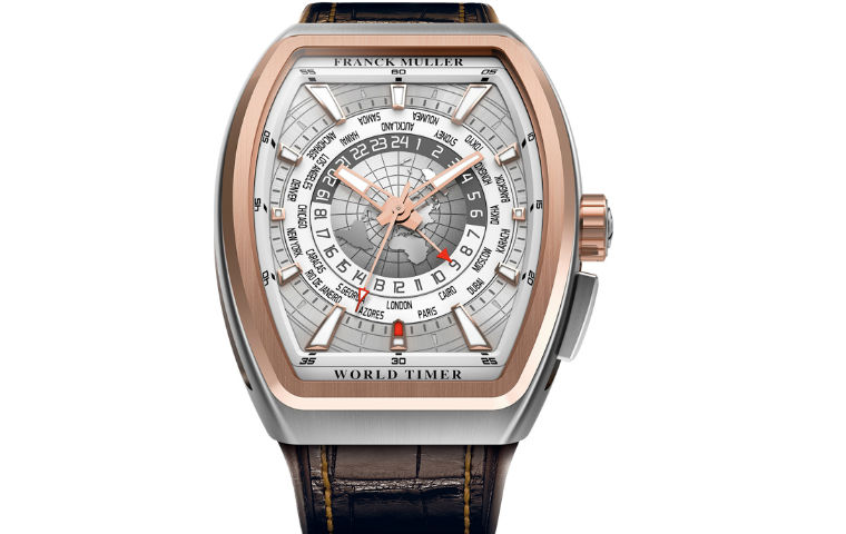 Franck Muller revela nuevas ediciones de su Vanguard Collection