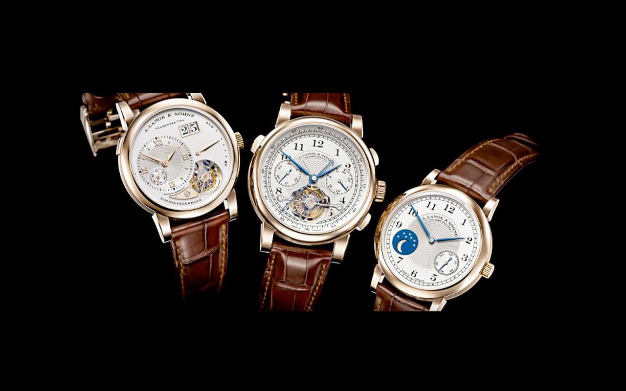A. Lange & Söhne subastará colección de aniversario