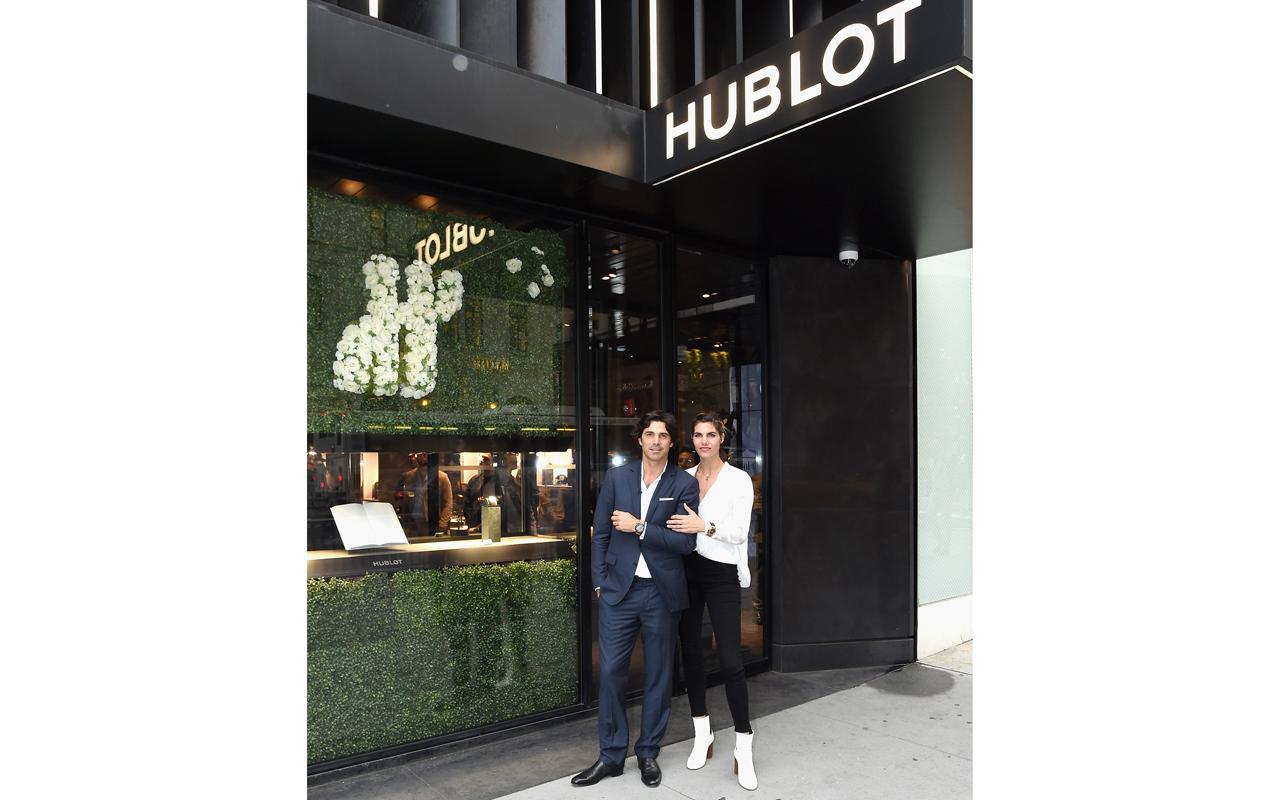 Hublot cronometrará el Veuve Clicquot Polo Classic