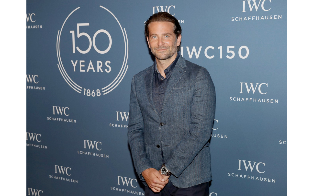 Bradley Cooper, nuevo embajador de IWC