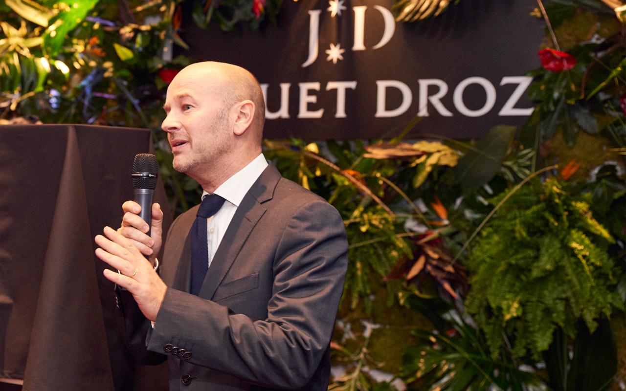 Jaquet Droz lanza el Tropical Bird Repeater en Ginebra