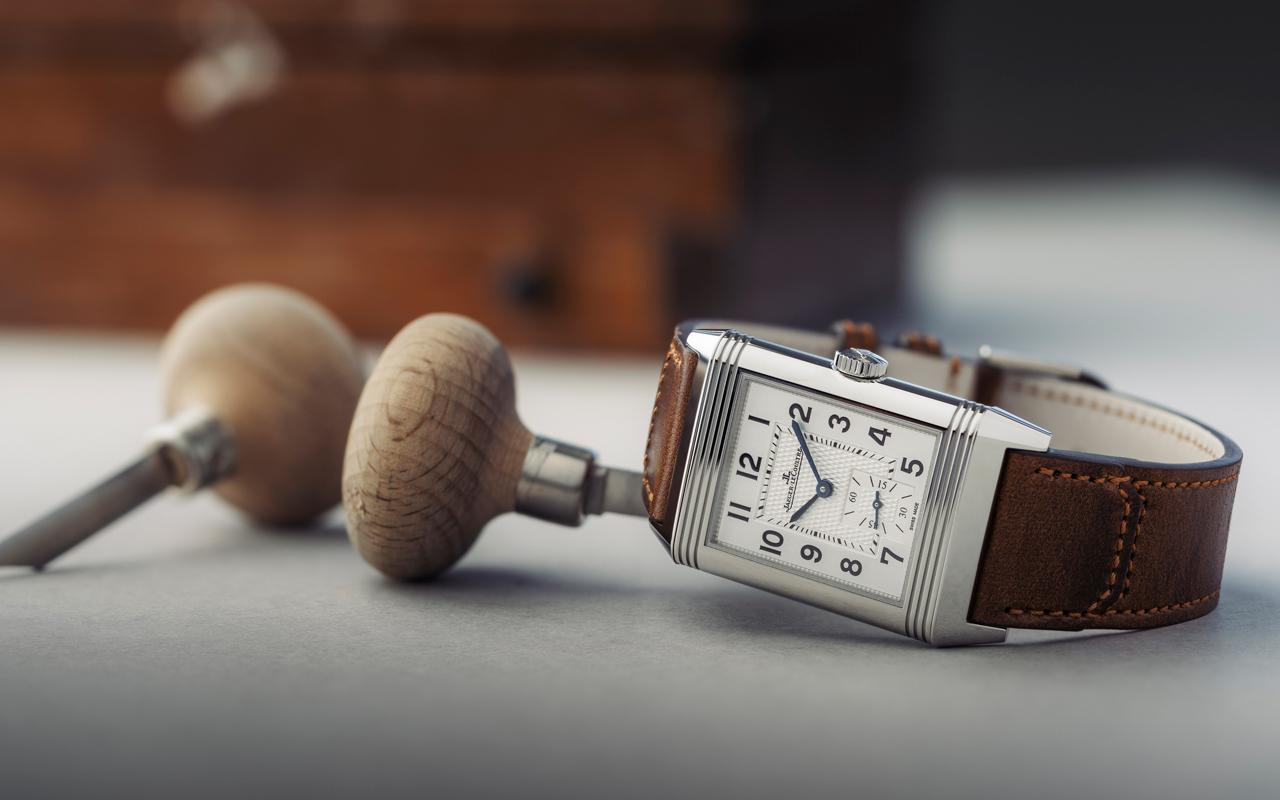 Jaeger-LeCoultre, el arte del tiempo