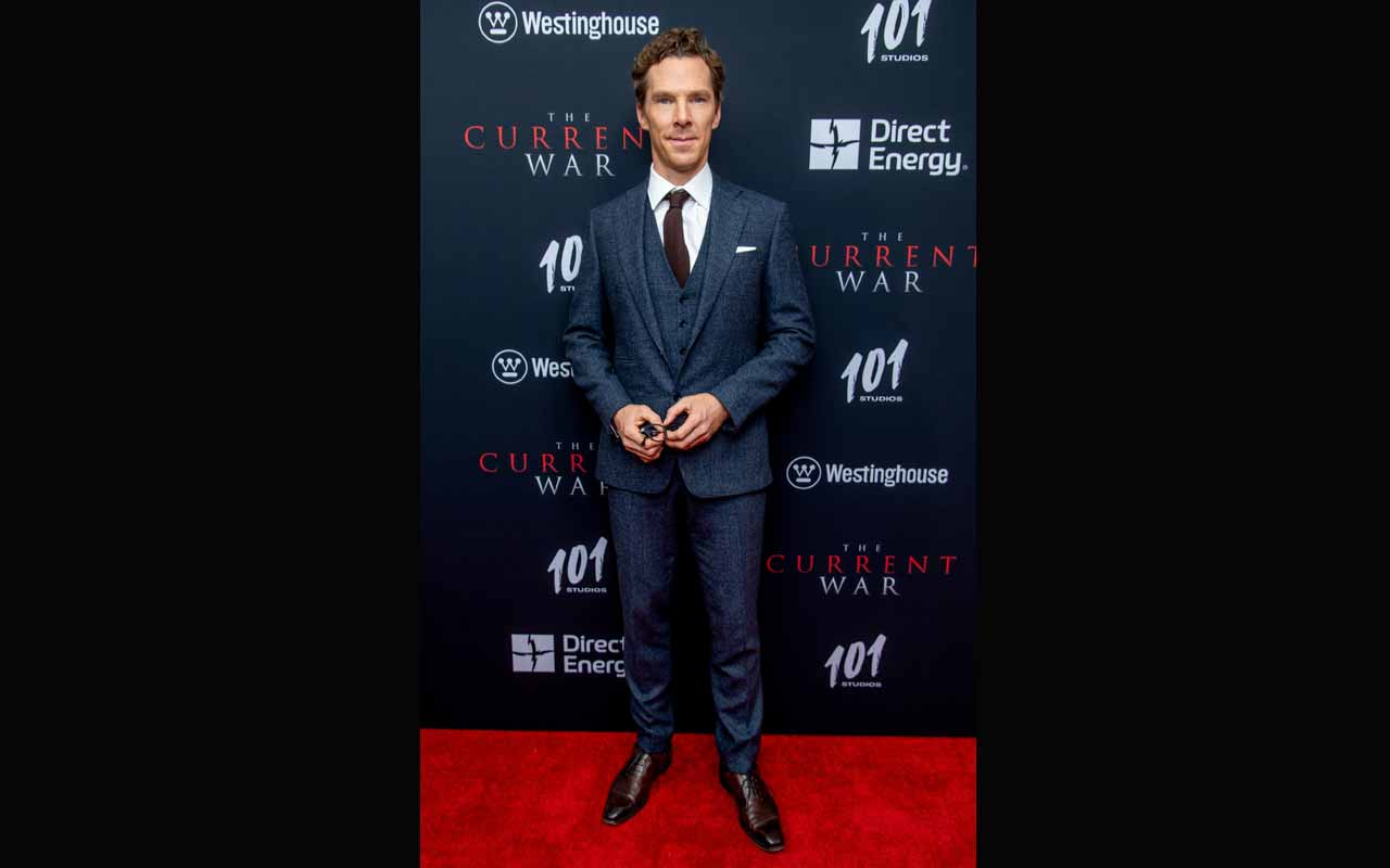 Benedict Cumberbatch porta Jaeger-LeCoultre