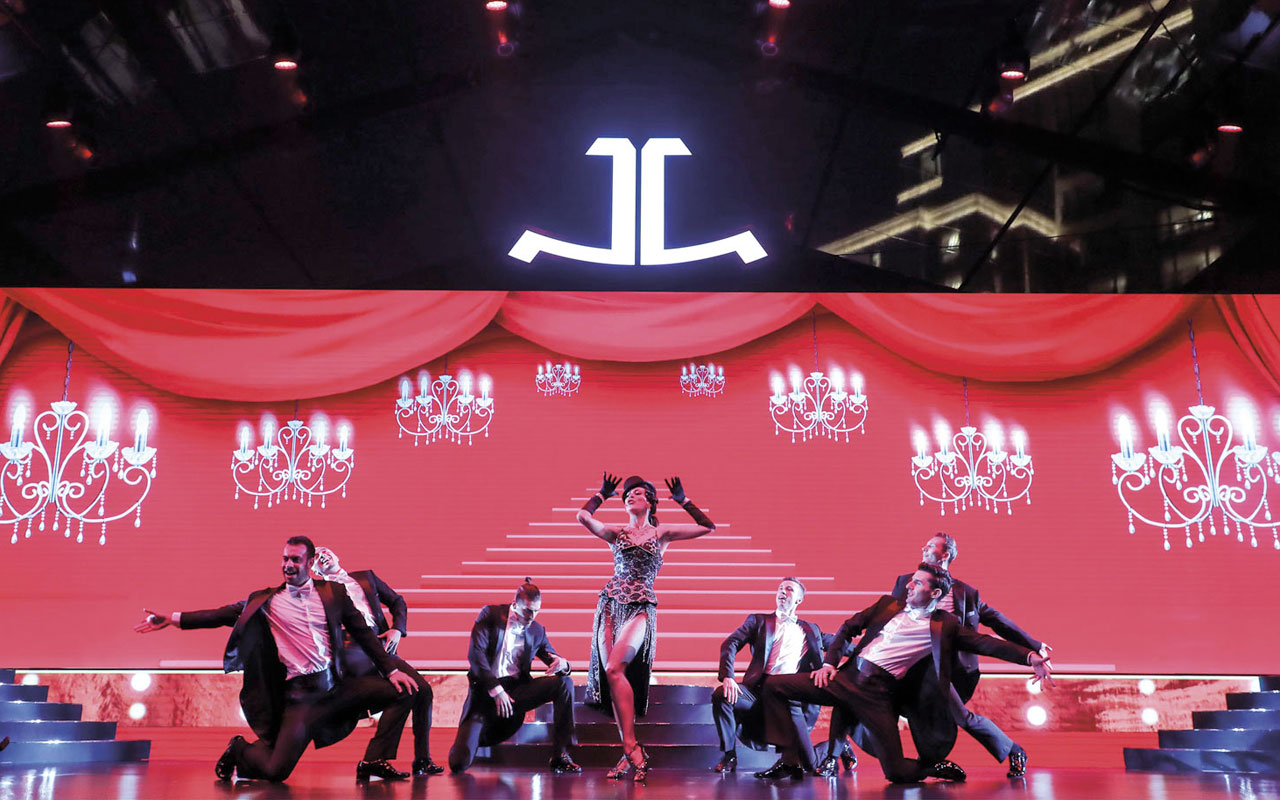 Jaeger‑LeCoultre inaugura el Shanghai International Film Festival