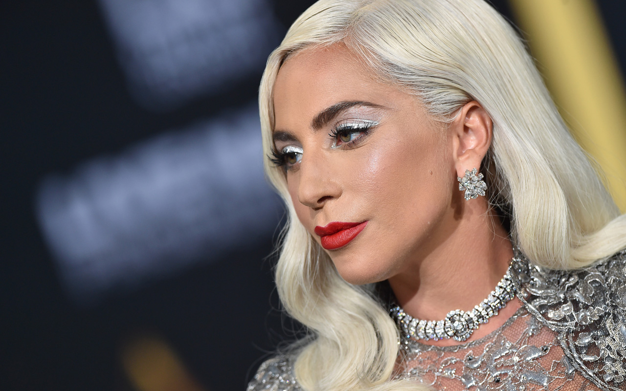 Lady Gaga brilló en Bulgari