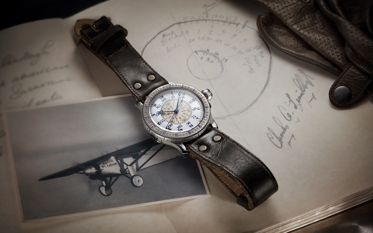 Longines Lindbergh Hour Angle Watch 90th Anniversary, honor a la leyenda