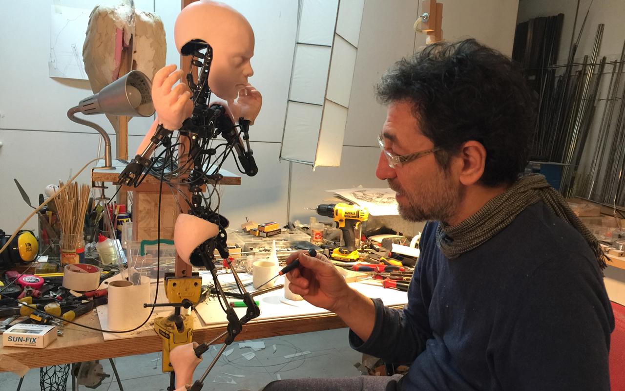 MB&F y M.A.D. Gallery muestran la colección 'Desiring-Machines'