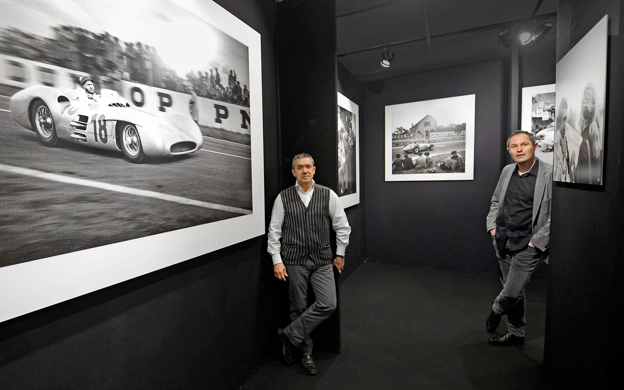 M.A.D.Gallery inaugura 'For the Thrill of Speed'