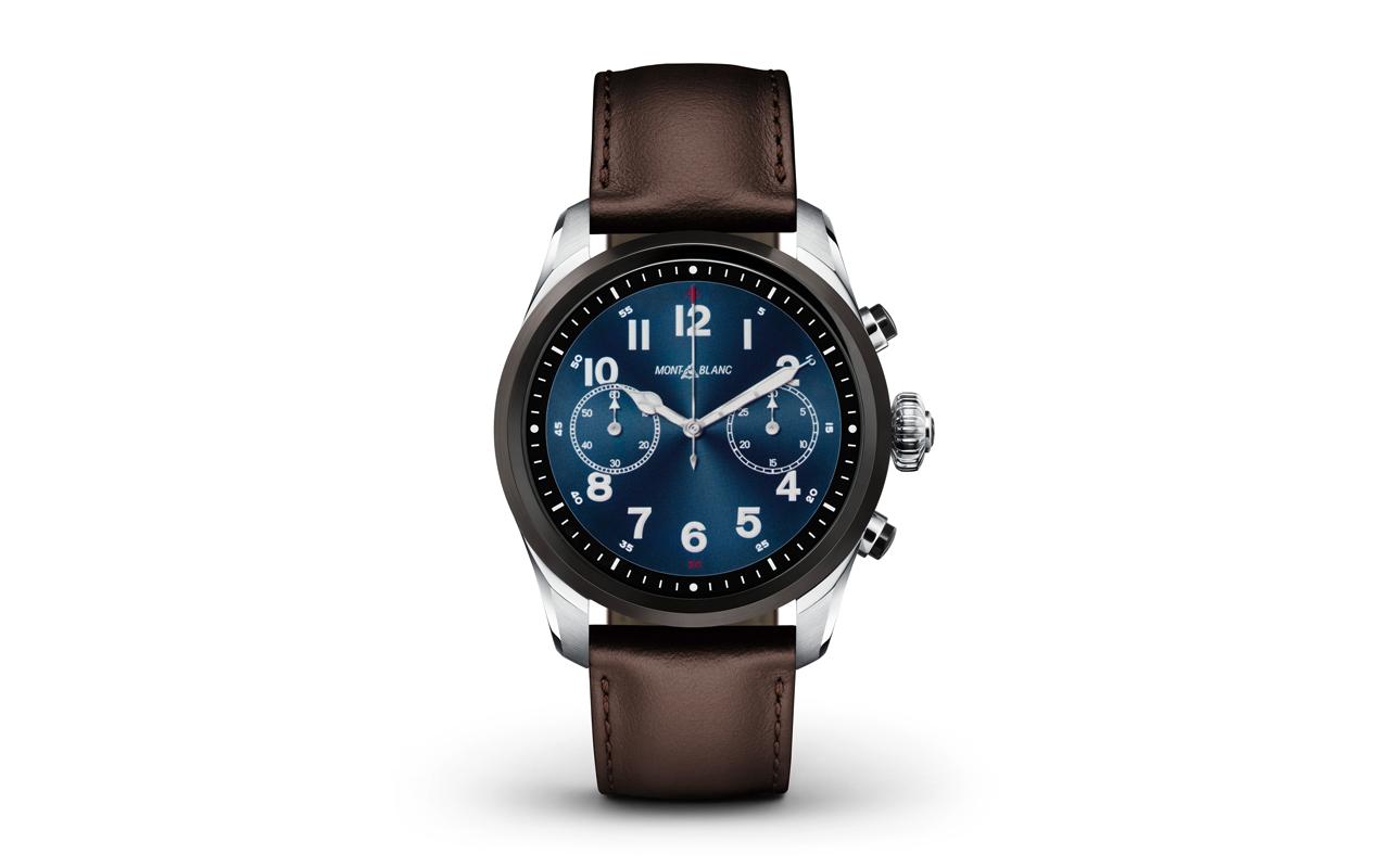 Summit 2, el smartwatch de Montblanc