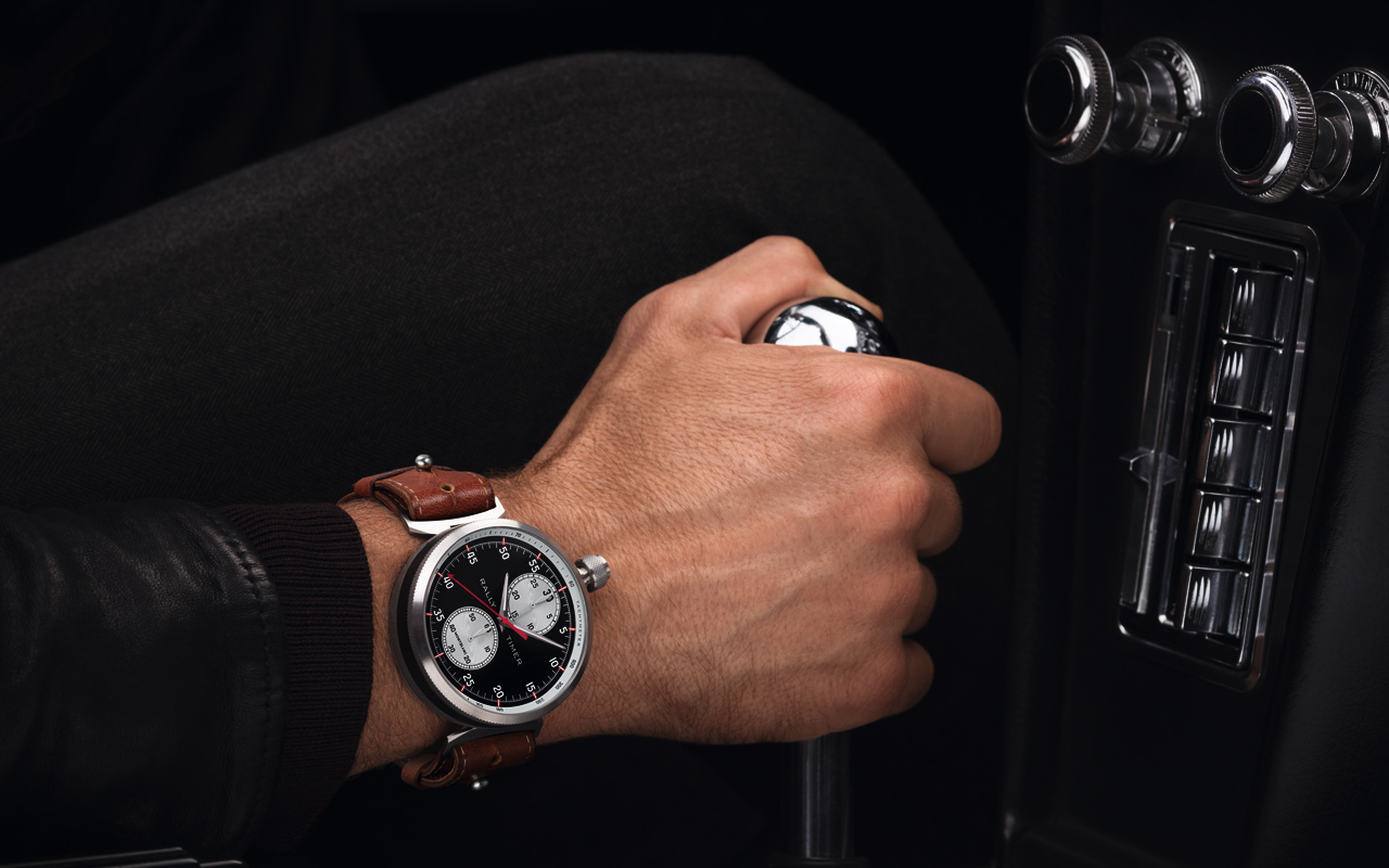 Montblanc TimeWalker Rally Timer Chronograph Limited Edition 100, adrenalina en la pista