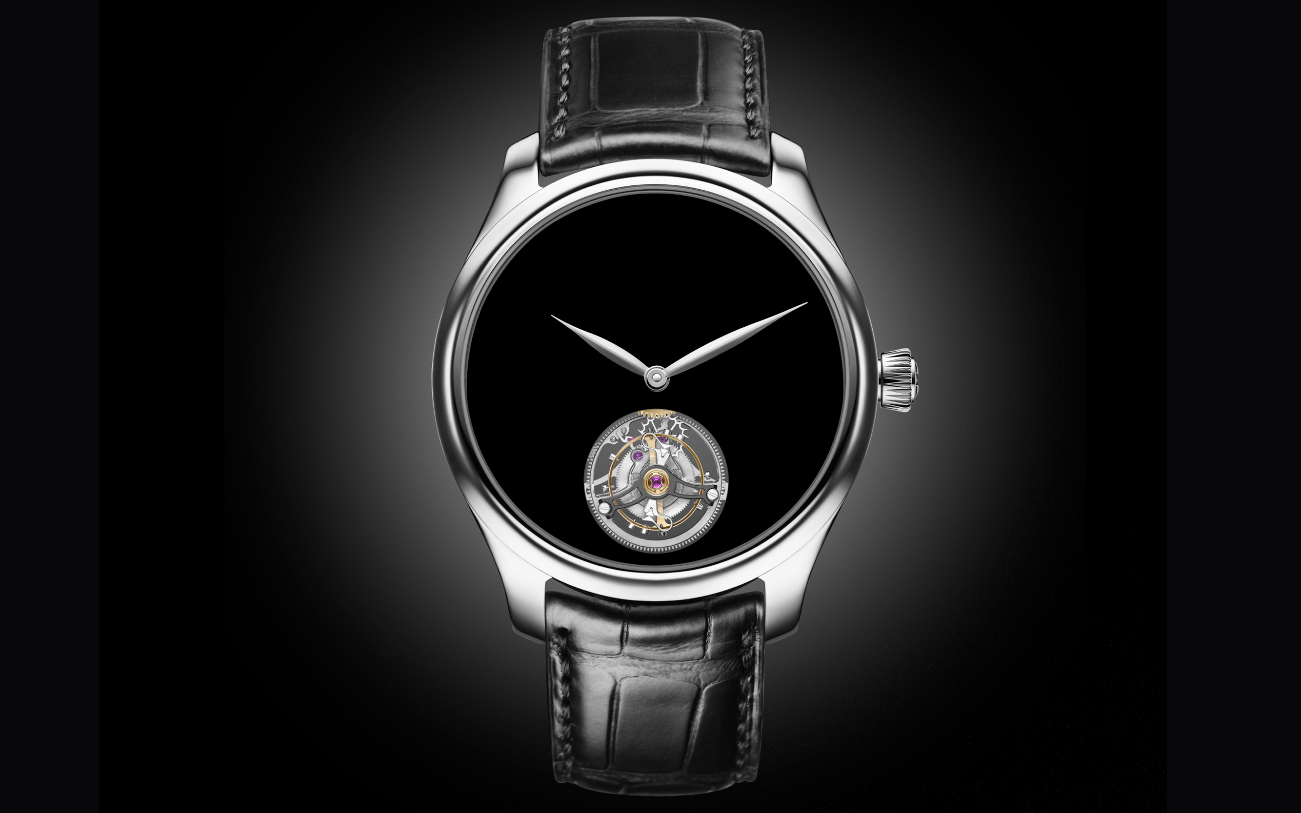 H. Moser & Cie., aire atemporal
